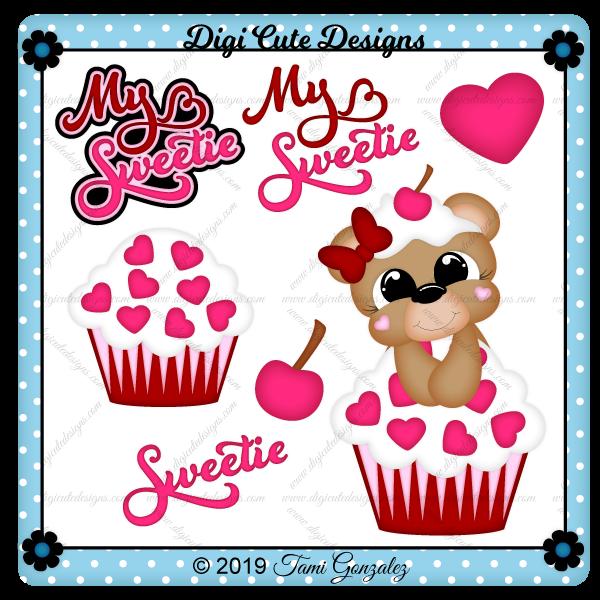 My Sweetie Clip Art