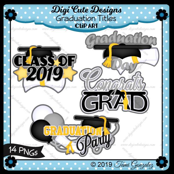 Graduation Title Clip Art-graduation, school, cap, diploma, balloons, star