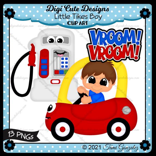 Little Tikes Boy Clip Art-gas pump, car, cozy coupe, gas station, vroom vroom